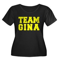 TEAM GINA Plus Size T-Shirt