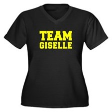 TEAM GISELLE Plus Size T-Shirt
