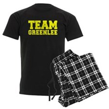 TEAM GREENLEE Pajamas