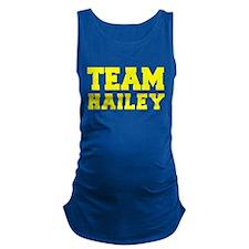 TEAM HAILEY Maternity Tank Top