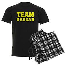 TEAM HASSAN Pajamas