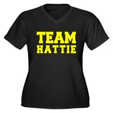 TEAM HATTIE Plus Size T-Shirt