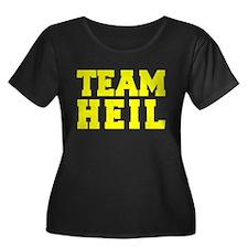 TEAM HEIL Plus Size T-Shirt