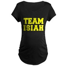 TEAM ISIAH Maternity T-Shirt