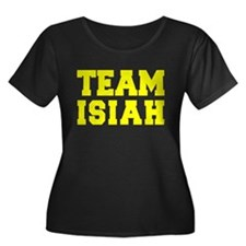 TEAM ISIAH Plus Size T-Shirt