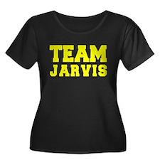 TEAM JARVIS Plus Size T-Shirt