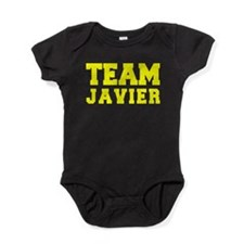TEAM JAVIER Baby Bodysuit