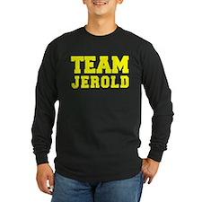 TEAM JEROLD Long Sleeve T-Shirt