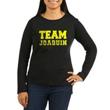 TEAM JOAQUIN Long Sleeve T-Shirt