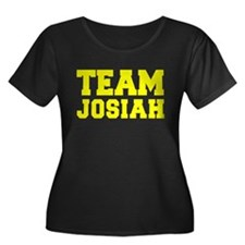 TEAM JOSIAH Plus Size T-Shirt