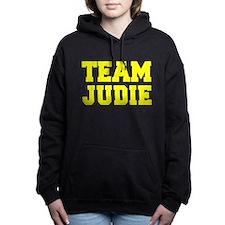 TEAM JUDIE Women's Hooded Sweatshirt