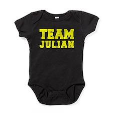 TEAM JULIAN Baby Bodysuit