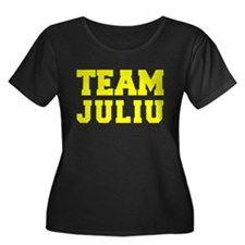 TEAM JULIU Plus Size T-Shirt