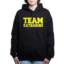 TEAM KATHARINE Women's Hooded Sweatshirt