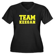TEAM KEEGAN Plus Size T-Shirt