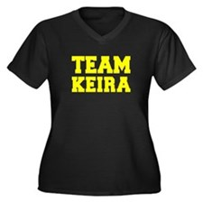 TEAM KEIRA Plus Size T-Shirt