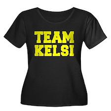 TEAM KELSI Plus Size T-Shirt