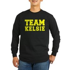 TEAM KELSIE Long Sleeve T-Shirt