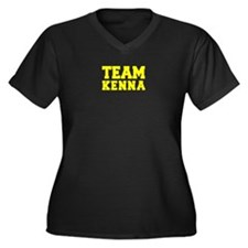 TEAM KENNA Plus Size T-Shirt