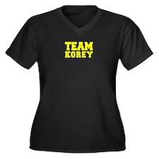 TEAM KOREY Plus Size T-Shirt