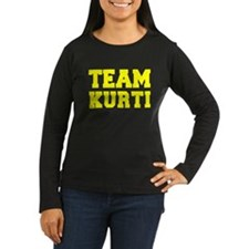 TEAM KURTI Long Sleeve T-Shirt