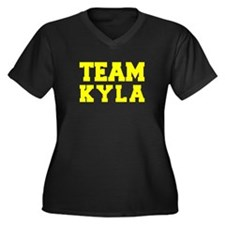 TEAM KYLA Plus Size T-Shirt