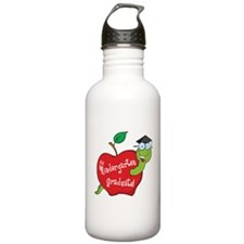 Kindergarten Graduate Sports Water Bottle
