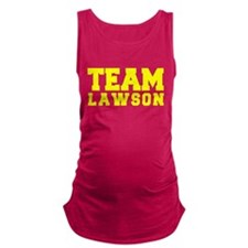 TEAM LAWSON Maternity Tank Top