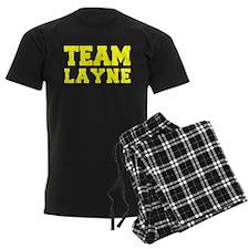 TEAM LAYNE Pajamas
