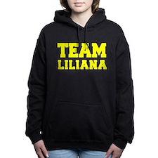 TEAM LILIANA Women's Hooded Sweatshirt