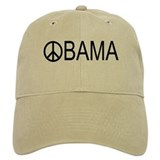 OBAMA PEACE Baseball Cap