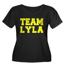 TEAM LYLA Plus Size T-Shirt