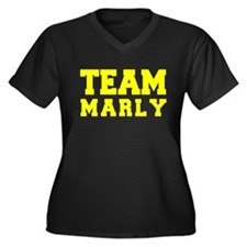 TEAM MARLY Plus Size T-Shirt