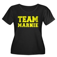TEAM MARNIE Plus Size T-Shirt