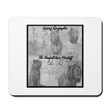 Living Gargoyle Design Mousepad