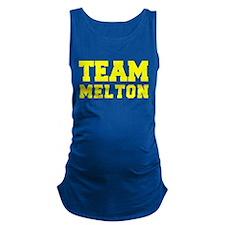 TEAM MELTON Maternity Tank Top