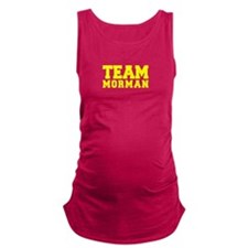 TEAM MORMAN Maternity Tank Top