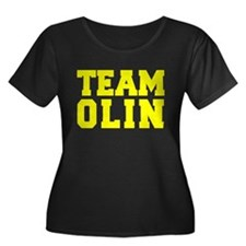 TEAM OLIN Plus Size T-Shirt