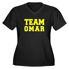 TEAM OMAR Plus Size T-Shirt