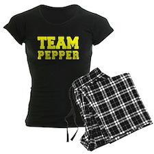TEAM PEPPER Pajamas