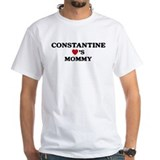 Constantine loves mommy Shirt