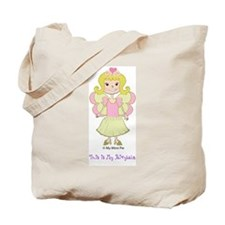 Fairy Princess Sophie Tote Bag