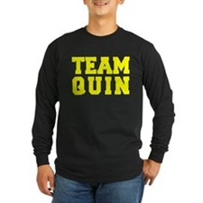 TEAM QUIN Long Sleeve T-Shirt