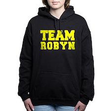 TEAM ROBYN Women's Hooded Sweatshirt
