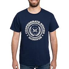 Confederate Marines (blue) T-Shirt