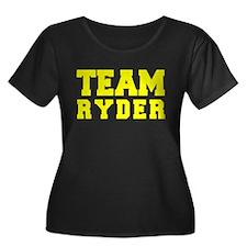 TEAM RYDER Plus Size T-Shirt