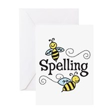Spelling Greeting Cards