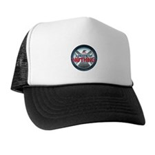 Agents of Nothing Trucker Hat