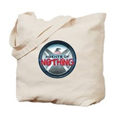 Agents of Nothing Tote Bag