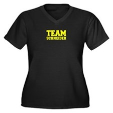 TEAM SCHNEIDER Plus Size T-Shirt